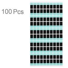 100 stuks voor iPhone 6 middelste Frame Bezel rand beschermende katoen plakken