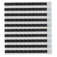 100 stuks voor iPhone 6 Home toets ijzeren gesp geleidende katoen Pads Sticker