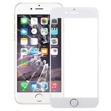 Scherm buitenglazen lens aan de voorkant met home-knop voor iPhone 6s Plus (Goud)
