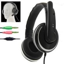 OVLENG universele Stereo Headset met microfoon voor Computer  kabel lengte: ongeveer 1 8 m