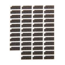 100 stuks voor iPhone 6s Dock Connector opladen poort spons schuim segment Pads