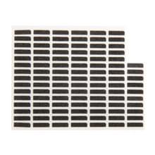 100 stuks voor iPhone 6s & 6 terug Camera spons schuim segment Pads