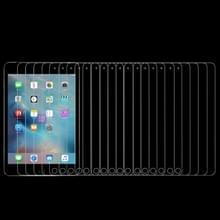 75 stuks 0.3mm 9 H + oppervlaktehardheid 2.5D Tempered glas Film voor iPad 2 / iPad 3 / iPad 4