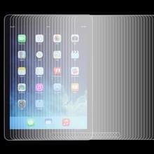 75 stuks LOPURS 0 4 mm 9 H + oppervlaktehardheid 2.5D Explosieveilig Tempered glas Film voor nieuwe iPad (iPad 3) / iPad 4 / iPad 2