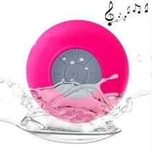 BTS-06 Mini waterdichte IPX4 Bluetooth V2.1 spreker  ondersteunende Handfree functie  voor iPhone  Galaxy  Sony  Lenovo  HTC  Huawei  Google  LG  Xiaomi  andere Smartphones en alle Bluetooth Devices(Magenta)