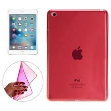 Gladde TPU hoesje voor iPad Pro 12.9 inch(rood)