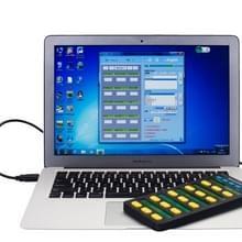 Aangepaste toetsenbord / DIY toetsenbord met LCD-scherm