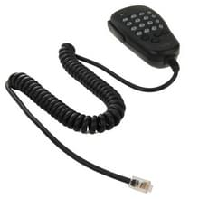 MH-48A6J DTMF Microphone for Yaesu MH-48A6J FT-7800R FT-8800 FT-8900R Radio(Black)