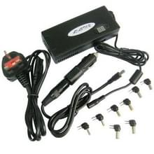 3 in 1 universeel AC + DC Adapter voor Laptop nl LCD Monitor  90W