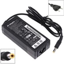 EU stekker AC Adapter 20V 3.25A 65W voor Lenovo Notebook  Output Tips: 5.5 x 2.5 mm