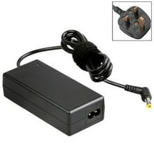 UK stekker AC Adapter 19V 4.74A 90W voor Asus Notebook  Output Tips: 5.5x2.5mm