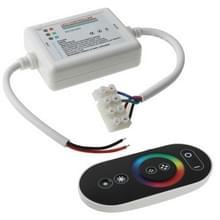 Draadloze Touch belangrijke RGB LED Controller  MAX werkt afstand: 30m