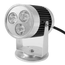 3W LED-Spotlight gloeilamp  3 LED  Warm wit licht  AC 85V-265V