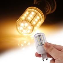 G9-4W maïs lamp  30 LED SMD 2835  Warm wit licht  AC 220V
