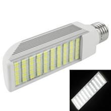 E27 12W 970LM LED gloeilamp dwarse  50 LED SMD 5050  wit licht  AC 85V-265V