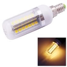 E14 5W Warm wit licht 450LM 56 LED SMD 5050 maïs lamp  AC 220V