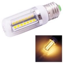 E27 5W Warm wit licht 450LM 56 LED SMD 5050 maïs lamp  AC 220V