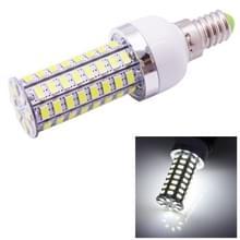 E14 6.0W 520LM maïs lamp  72 LED SMD 5730  witte licht  AC 220V