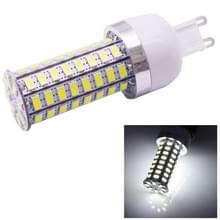 G9 6.0W 520LM maïs lamp  72 LED SMD 5730  witte licht  AC 220V