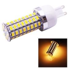 G9 6.0W 520LM maïs lamp  72 LED SMD 5730  Warm wit licht  AC 220V