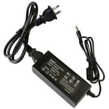 Voedingseenheid Adapter US plug 12V 5A 60W met 5.5 mm aansluitplug voor LCD Monitor stroomtoevoer  Connector grootte: 5.5x2.5 mm