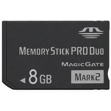 MARK2 8GB High Speed Memory Stick Pro Duo (100% echte capaciteit)