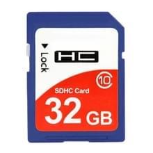 32GB geheugen van de Camera van de High Speed Class 10 SDHC-kaart (100% echte capaciteit)