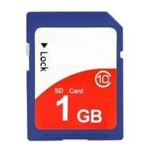 1GB geheugen van de Camera van de High Speed Class 10 SDHC-kaart (100% echte capaciteit)