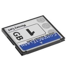 1GB Compact Flash digitale geheugenkaart (100% echte capaciteit)