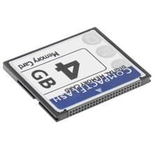 4GB Compact Flash Digital Memory Card (100% Real Capacity)