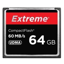 64GB Extreme Compact Flash Card  400X Read  Speed  up to 60 MB/S (100% Real Capacity)