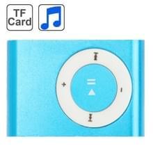 TF (Micro SD) kaartsleuf MP3-speler met metalen Clip