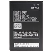BL203 Oplaadbare Lithium-ion batterij voor Lenovo A278t / A66 / A365e / A278