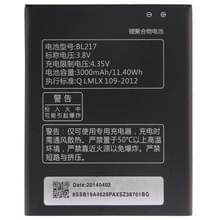 BL217 Oplaadbare Li-Polymer batterij voor Lenovo S930 / S939 / S938t