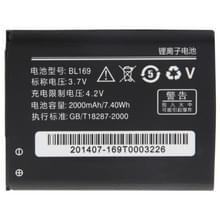 BL169 Oplaadbare Li-ion batterij voor Lenovo P70