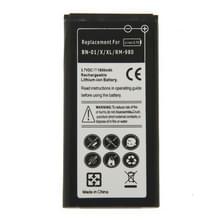 Vervanging van de oplaadbare Li-ion batterij 1800mAh voor Nokia X / XL / RM-980 / BN-01