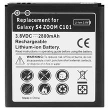 Batterij van de vervanging van de Business van de 2800mAh voor Galaxy S IV Zoom / C1010