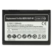 1500mAh F-M1 vervangende batterij voor BlackBerry 9100/Pearl 3G