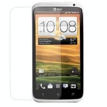 LCD-scherm beschermings voor HTC One XL