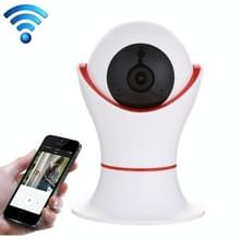 PT309 1080P HD WiFi Indoor Home Security IP Dome bewakingscamera  steun nachtzicht en bewegings-Detection(Red)