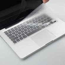 ENKAY TPU Soft Keyboard Protector Cover Skin for MacBook Pro / Air (13.3 inch / 15.4 inch / 17.3 inch)(Transparent)