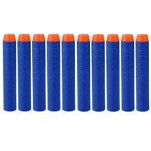 10 PC's 7 2 cm EVA zachte Blaster Darten opsommingstekens (donkerblauw)