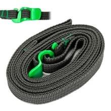 Buiten Quick ontkoppelen Tape touw zijn straps / rugzak verpakking Tape(Green)