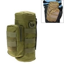 Draagbare verstelbare generaal Camouflage Kettle Bag (leger-groen)