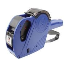 Hoge prestaties Handheld inkt 8 cijfers prijs Labeller  Blue (No.7503)(Blue)