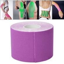 5M waterdicht KinesiologyTape sport spieren zorg therapeutische Bandage breedte: 5cm