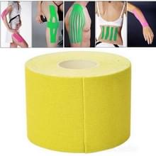 5M waterdicht Kinesiologie Tape sport spieren zorg therapeutische Bandage  breedte: 5cm