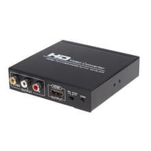 HDMI naar CVBS / AV Video Converter(zwart)