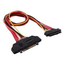 29 Pin SATA Male to 29 Pin Female Cable  Length: 50cm