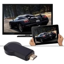C2 WiFi HDMI Wecast Miracast HDMI Dongle Display ontvanger  CPU: RK2928 Cortex A9 1.2GHz  ondersteunt Android / Windows / iOS